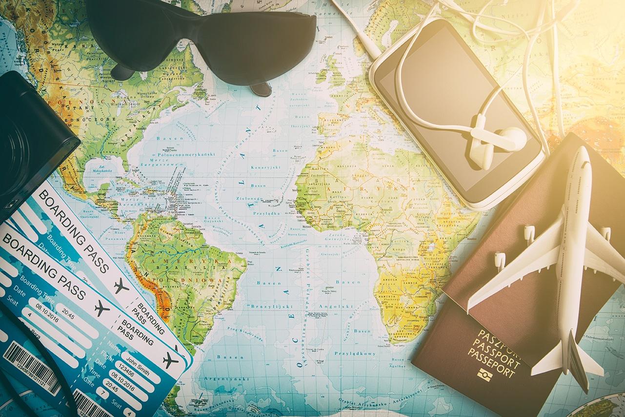 Packa till semester – 20 packtips inför resan