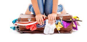 packa till semester