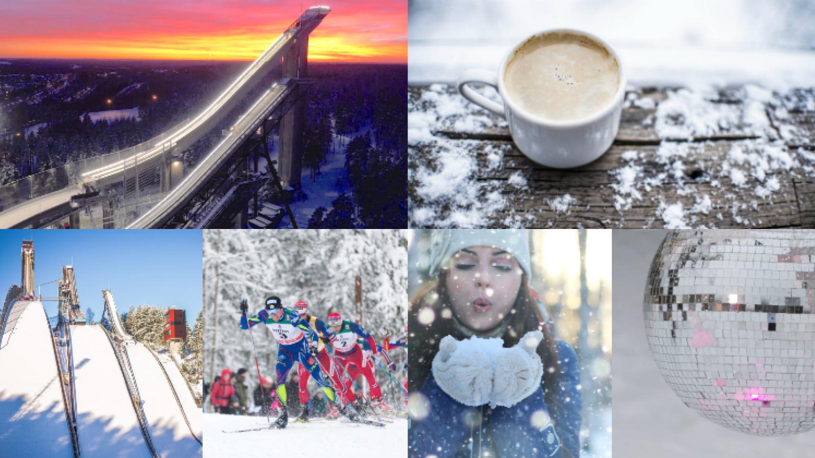 Vi laddar för Skid-VM i Lahtis