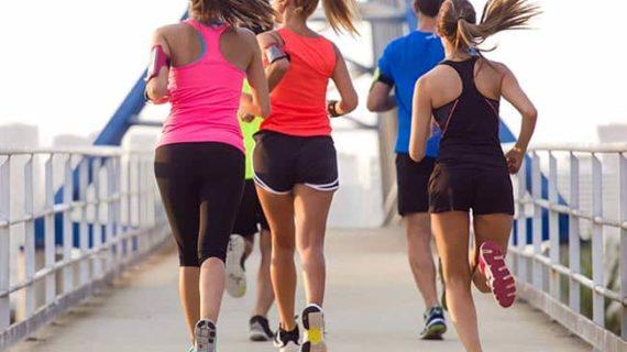 Skavsår vid löpning